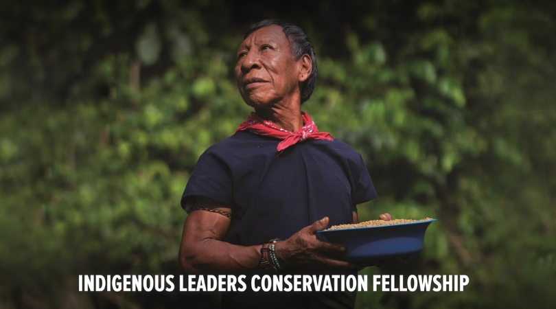 Indigenous Leaders Conservation Fellowship 2019/2020