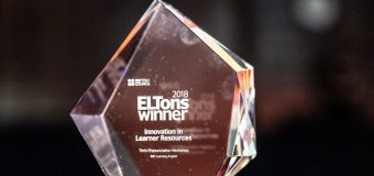 British Council's ELTons Awards for Innovation in English language Teaching 2019