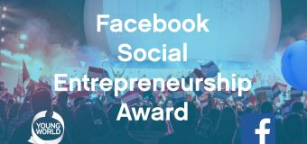 Facebook Social Entrepreneurship Award 2018/2019 for One Young World Ambassadors