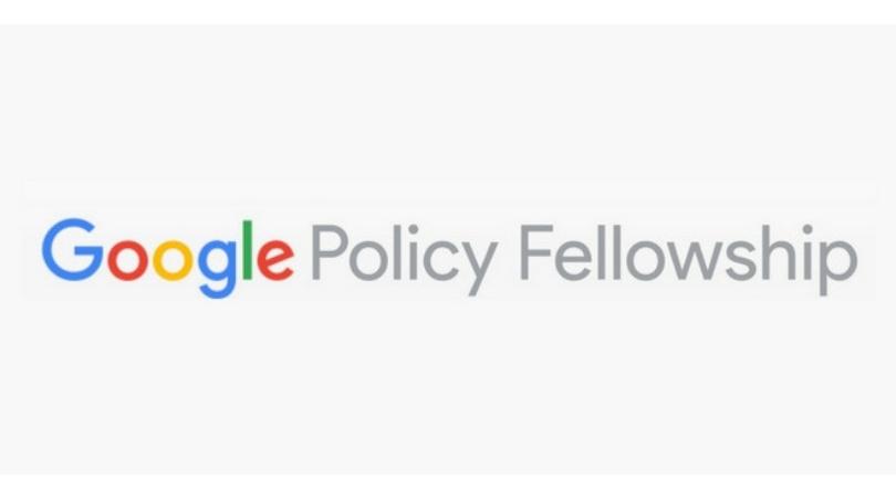 Google Policy Fellowship Program 2018 for Sub-Saharan Africa