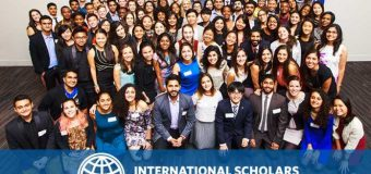 International Leader of Tomorrow Award 2019-2020 to Study at University of British Columbia, Canada