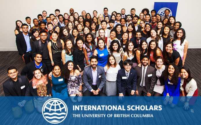 International Leader of Tomorrow Award 2019-2020 to Study at University of British Columbia, Canada