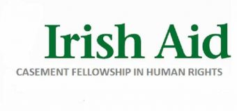 Irish Aid Casement Fellowship Program in Human Rights 2019 for Master's Study in Ireland (Nigerians Only)