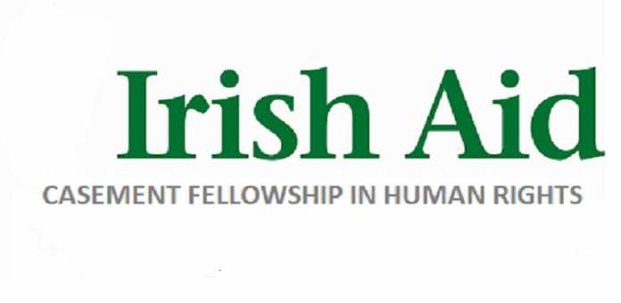 Irish Aid Casement Fellowship Programme in Human Rights 2020 for Nigerians (Fully-funded)