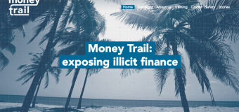 Apply for Journalismfund Money Trail Grant: Exposing Illicit Finance 2018