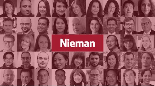 Nieman-Berkman Klein Fellowship in Journalism Innovation 2019