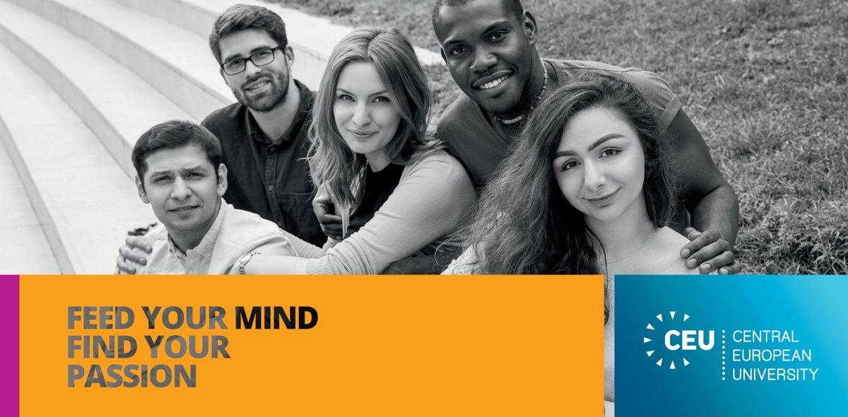 Open Society Foundations Graduate Scholarships at Central European University 2019/2020