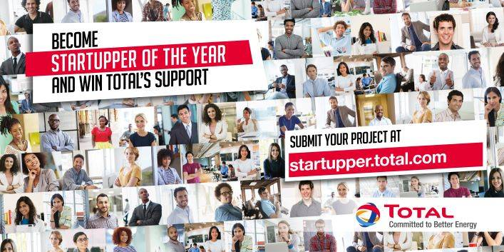 Total/SparkNews Startupper of the Year Challenge 2018