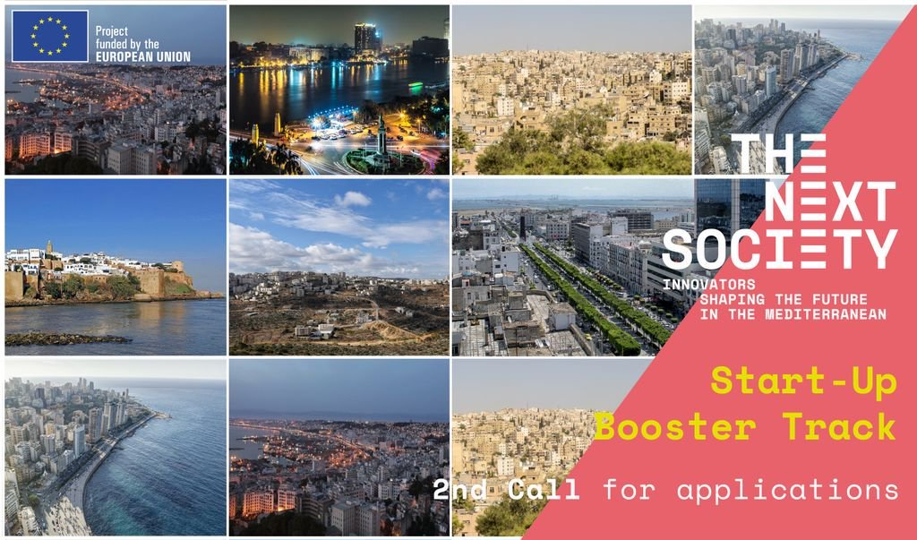 THE NEXT SOCIETY Start-up Booster Track 2018 for Entrepreneurs in the MENA region