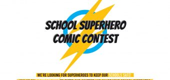 UNICEF School Superhero Comic Contest 2018
