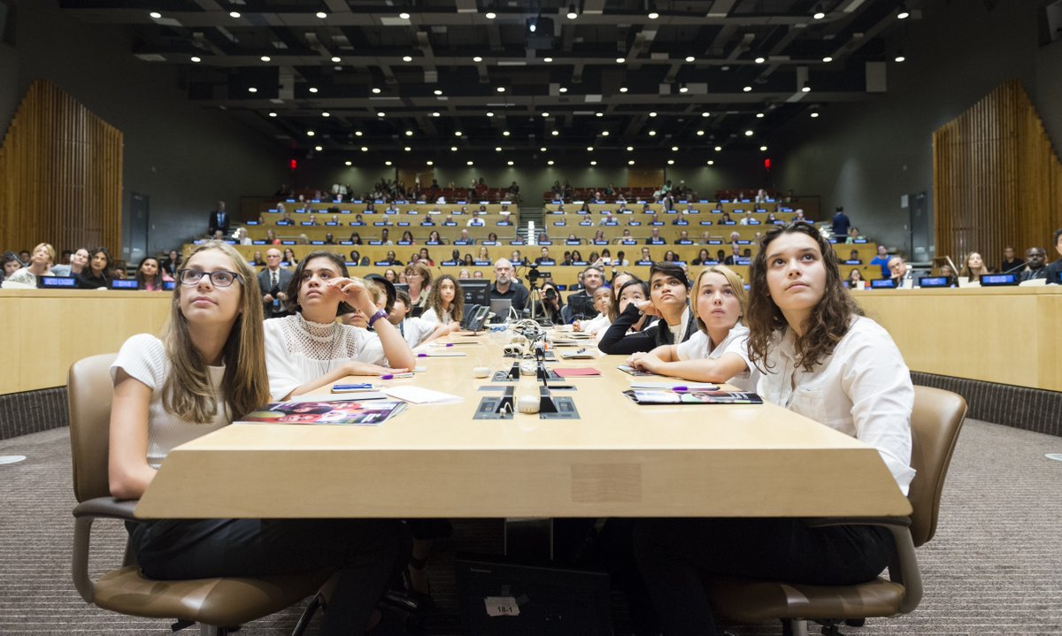 united nations major group for children and youth  unmgcy