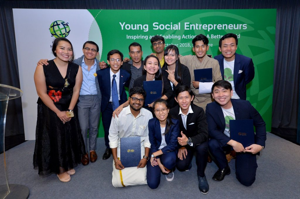 Singapore International Foundation (SIF) Young Social