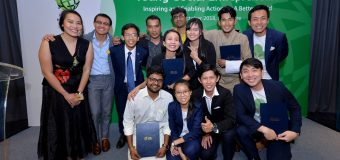 Singapore International Foundation (SIF) Young Social Entrepreneurs Programme 2019
