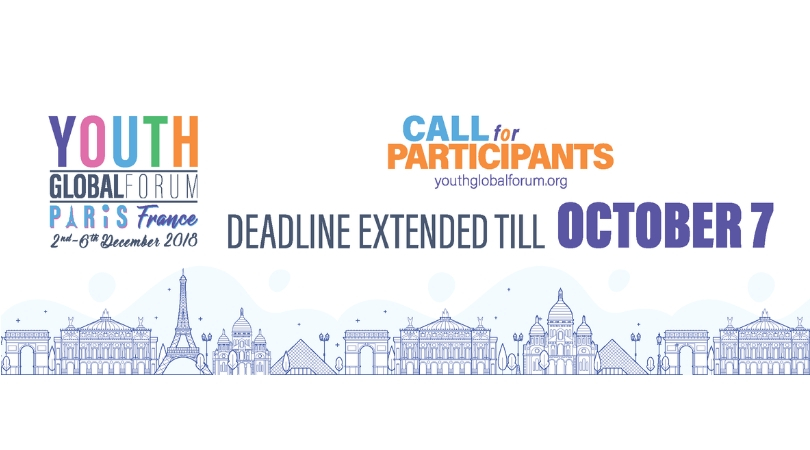 Youth Global Forum in Paris: Call for Participants and Project Presenters (Partially Funded)
