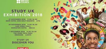 Attend the Commonwealth Scholarships Sessions at the Study UK Exhibition in Nigeria!