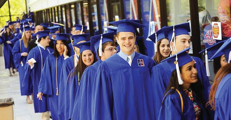 American University Graduation 2020.American University Au Emerging Global Leader Scholarship