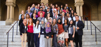 American Middle Eastern Network for Dialogue at Standord (AMENDS) 2019