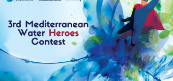 CMI Mediterranean Water Heroes Contest around World Water Day 2019 (Fully-funded to France & Morocco)