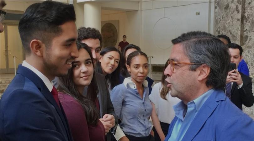 Future Global Leaders Fellowship 2019