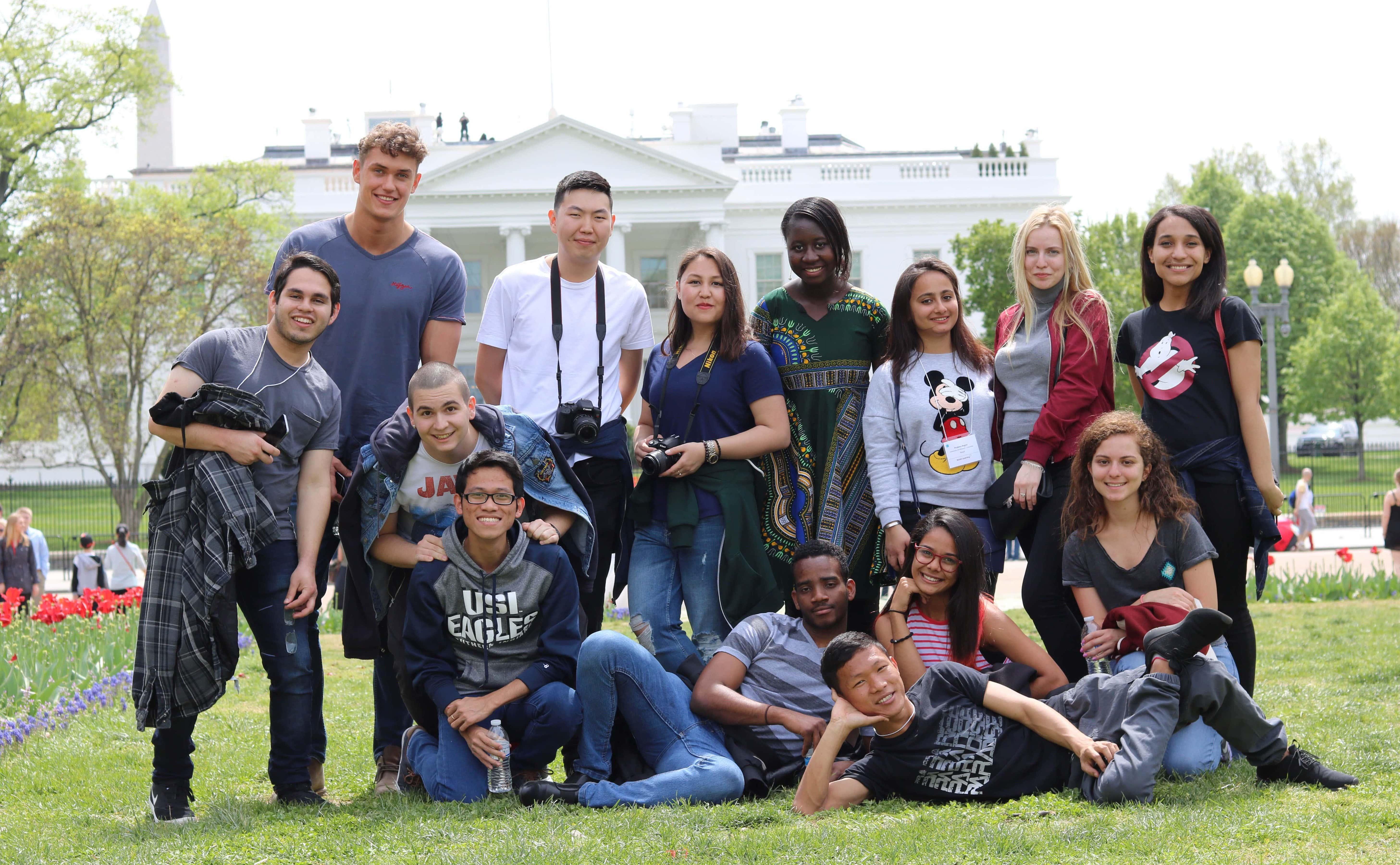 Global Undergraduate Exchange Program in the United States 2019/2020