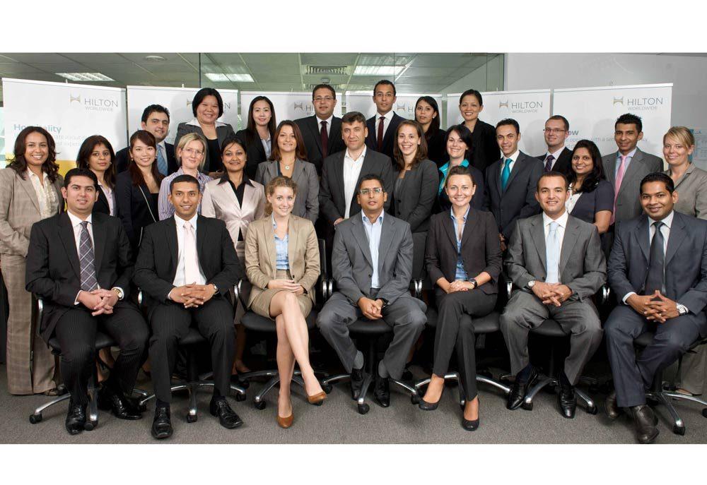 Hilton worldwide elevator graduate programme 2019 for middle east.