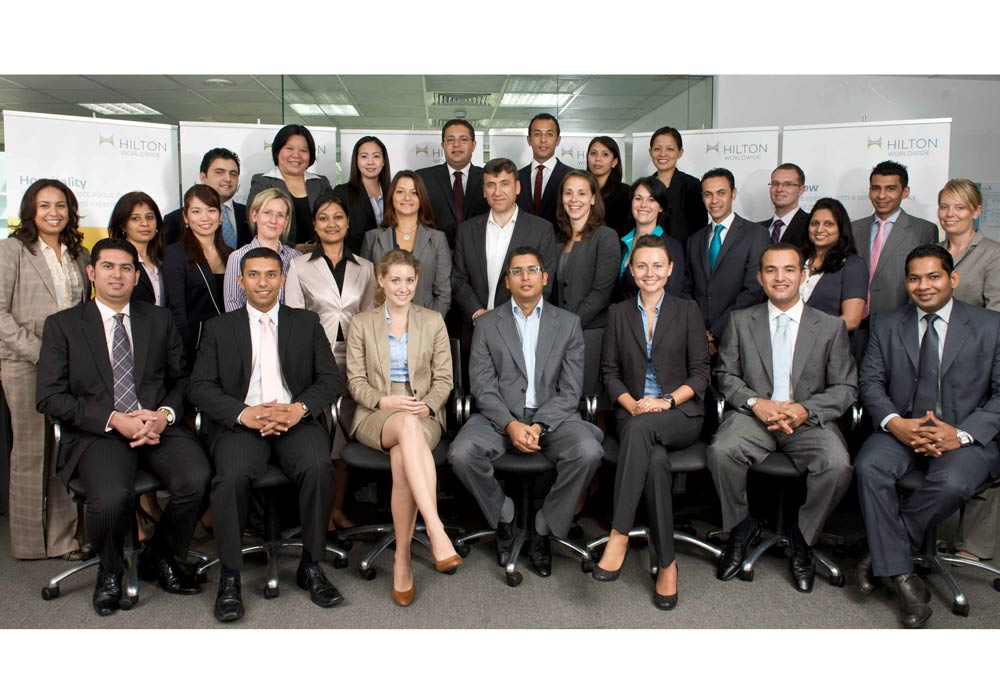 Hilton Elevator Graduate Program for Middle East and Africa 2019