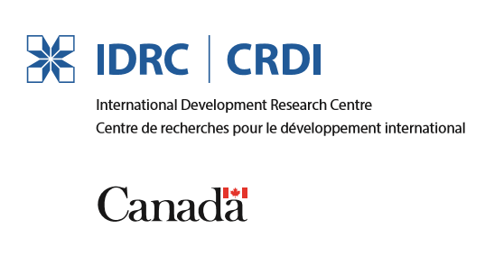 International Development Research Centre (IDRC) Research Award 2019