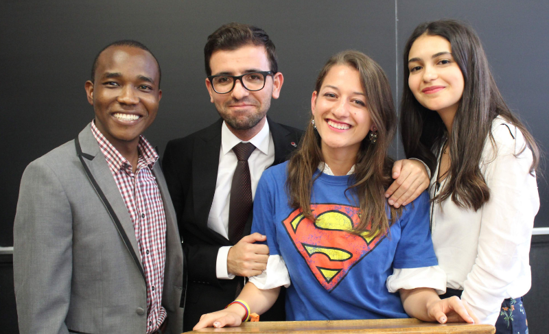MCW Global Young Leaders Access Program 2020 (Fully-funded to the US)