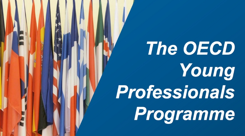 OECD Young Professionals Programme 2019-2021 in Paris, France