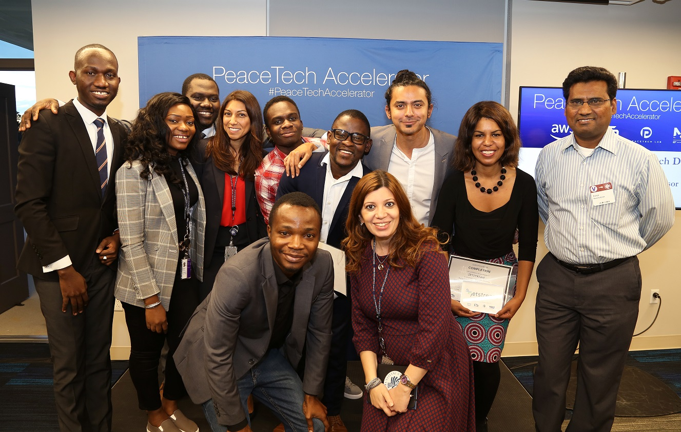 Apply to the PeaceTech Accelerator Program 2019 in Washington DC, USA
