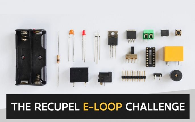 Recupel E-loop Challenge and Bootcamp 2019 (Fully Paid Adventure to Antwerpen, Belgium)