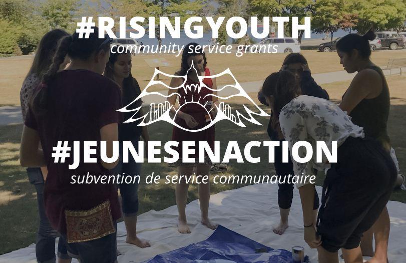 TakingITGlobal #RisingYouth Community Service Grants 2018 (Up to $2500)
