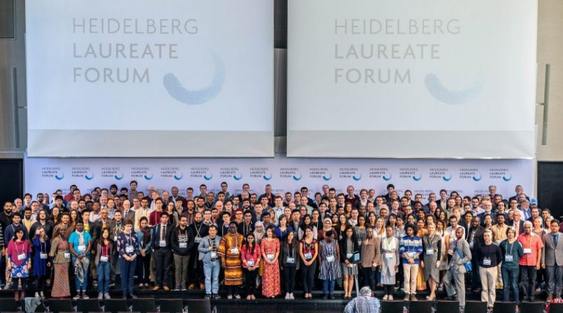 Calling Outstanding Young Researchers: Apply to attend the 7th Heidelberg Laureate Forum in Germany!