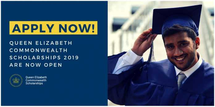 ACU Queen Elizabeth Commonwealth Scholarships 2019 (Fully-funded)