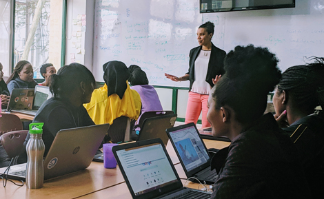 AkiraChix codeHive Technical Training Program 2019 for Young Women in Kenya (fully funded)