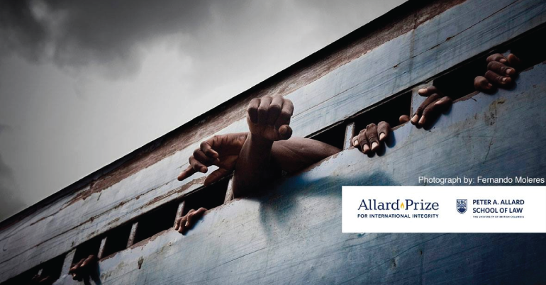 Allard Prize Photography Competition 2020 (CAD $1,000 prize)