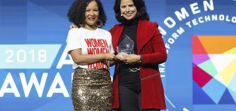 Anita B.org Emerging Technologist Abie Award 2019