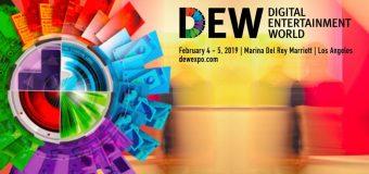 Digital Entertainment World (DEW) Startup Competition 2019