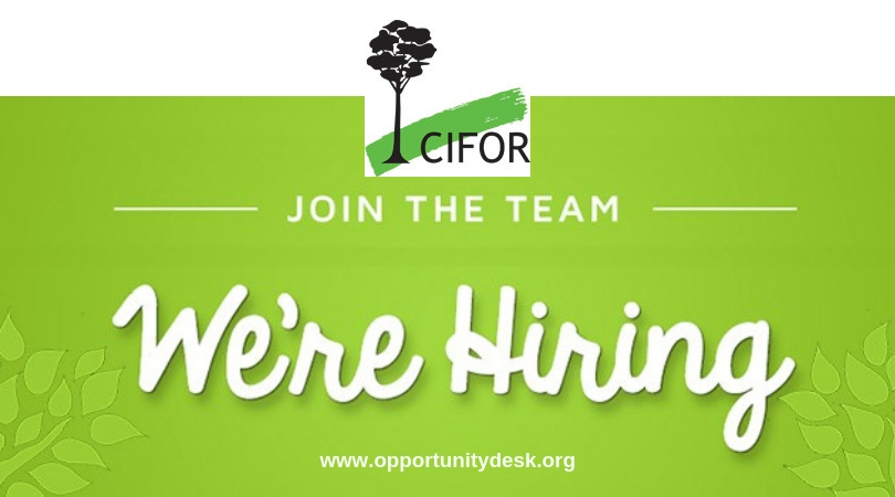Hot Job: Digital Strategy Consultant Needed at Center for International Forestry Research