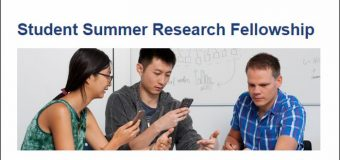 ETH Student Summer Research Fellowship 2020 for Undergraduate and Graduate students