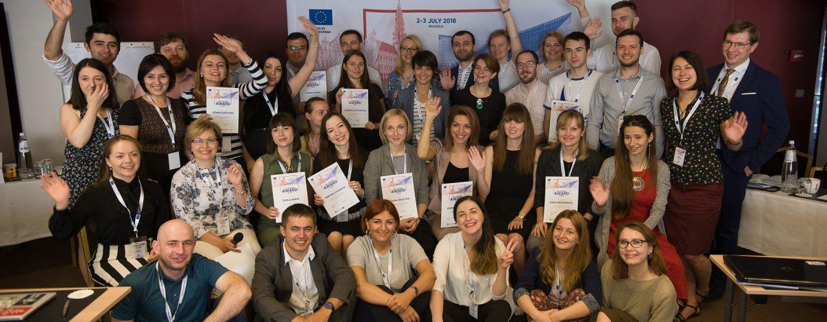 Eastern Partnership Civil Society Fellowship Program 2019 (up to EUR 5,000)
