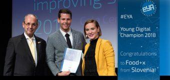 European Youth Award Contest 2019 for Digital Creativity Improving Society