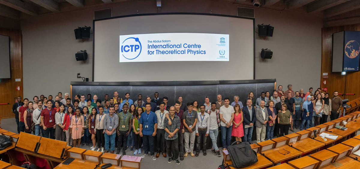 International Centre for Theoretical Physics (ICTP) Postgraduate Diploma Program 2021-2022 (Funded)