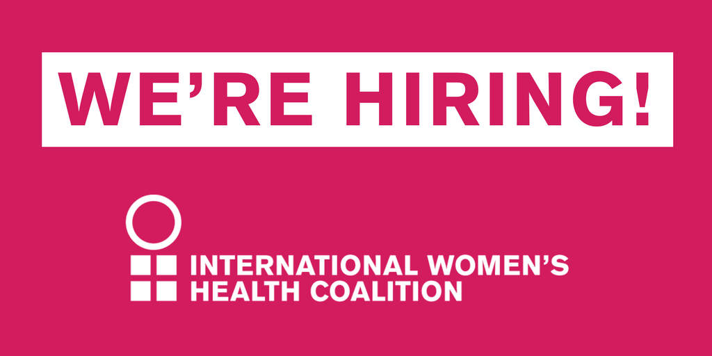 Hot Job: International Policy Program Officer Needed at IWHC – New York, USA