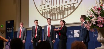 University of Oxford Saïd Business School Map the System Global Competition 2019