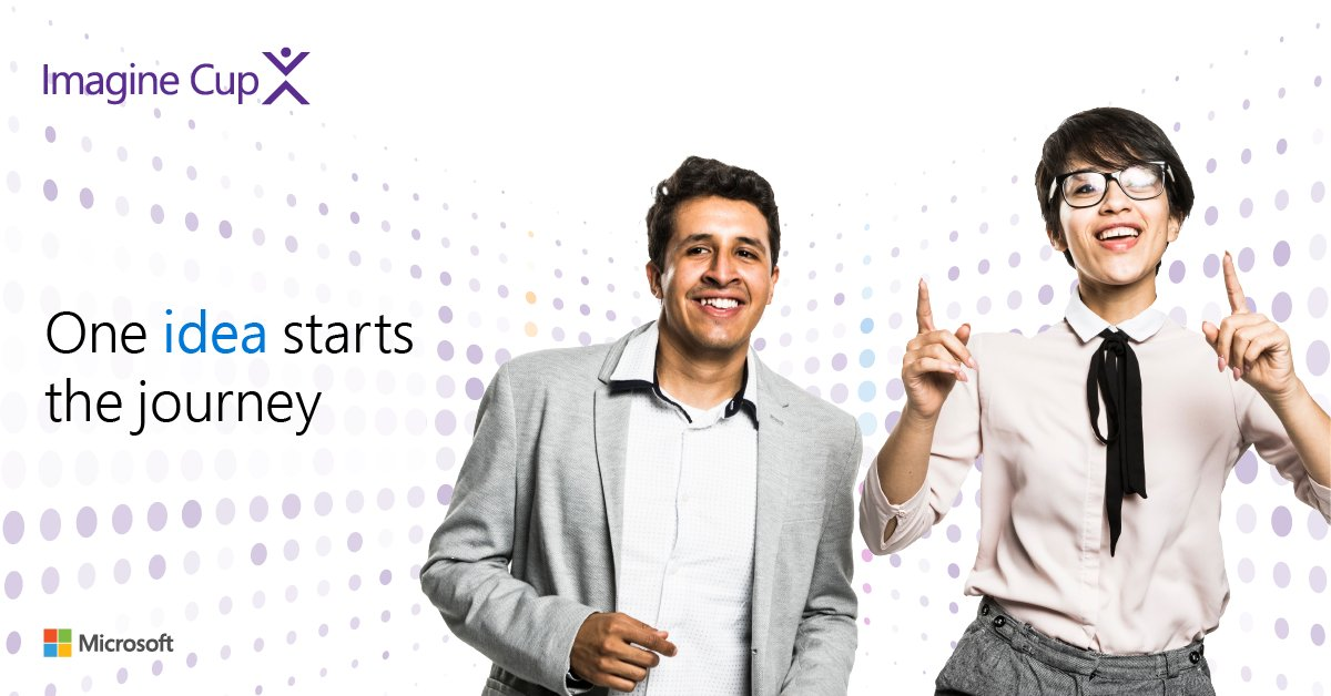 Microsoft Imagine Cup Global Competition 2019 for EMEA Students (Win $100k and a trip to World Finals)