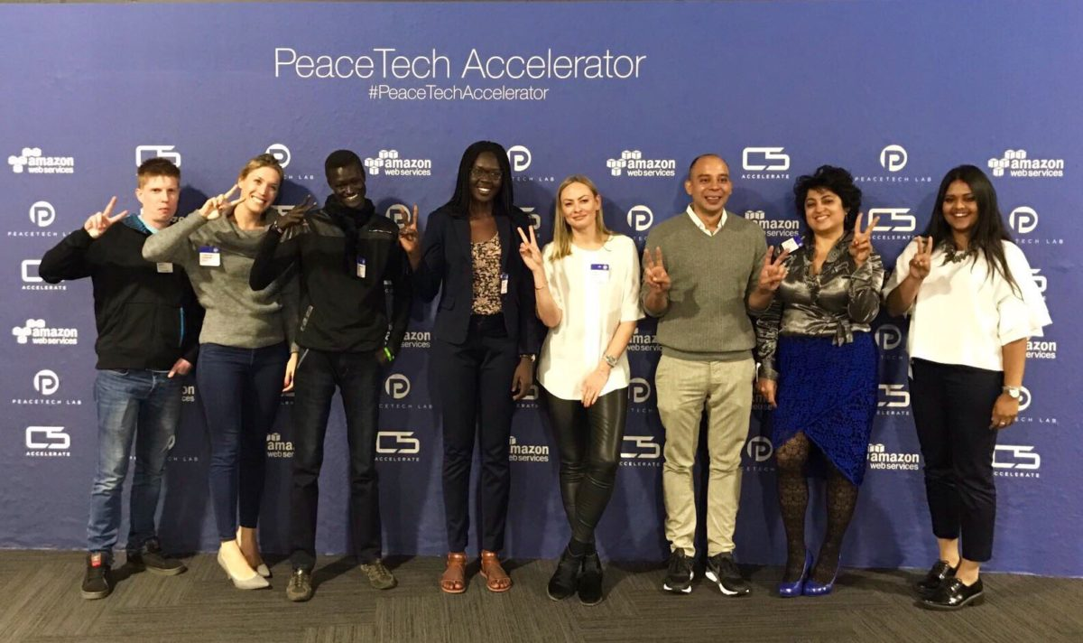 PeaceTech Accelerator Program for Start-ups and Non-profits 2019