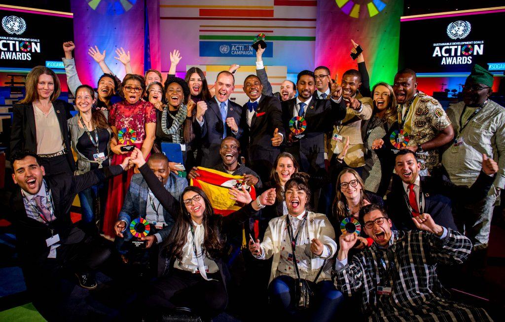 UN Sustainable Development Goals (SDG) Action Awards 2019