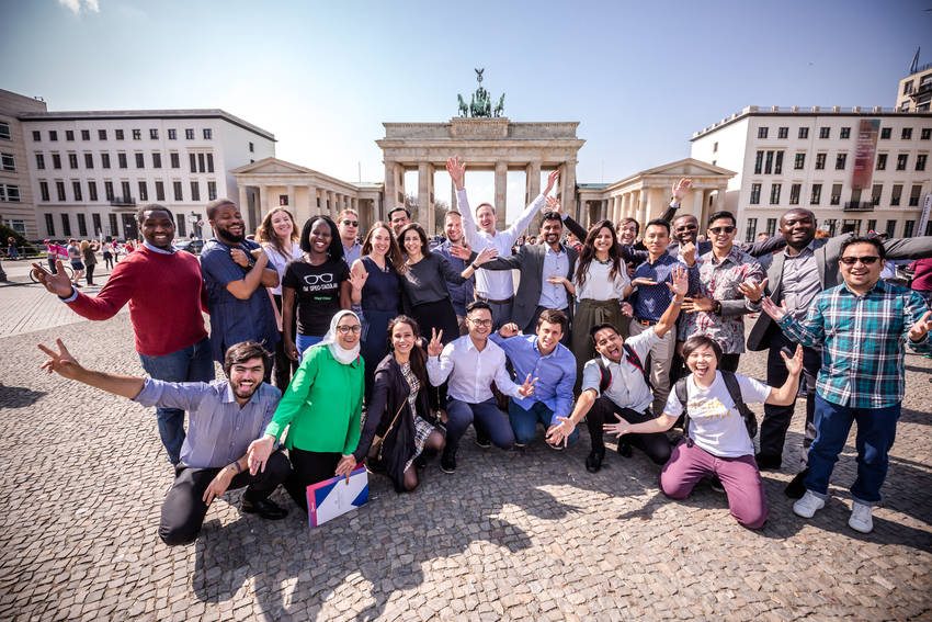 Westerwelle Young Founders Program – Spring 2019 (Fully-funded to the Conference in Germany)