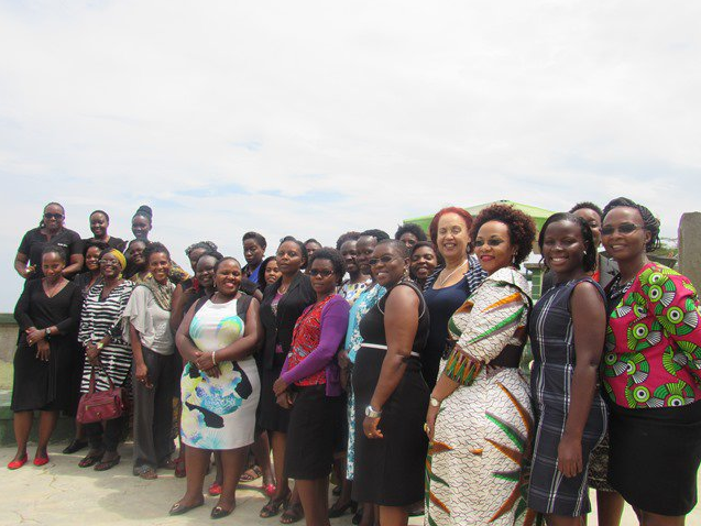AMwA Feminist and Transformational Leadership Development Programme for African Women 2019